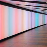 Voeg een LED wall voor jouw advertenties